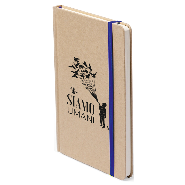 Quaderno Blu